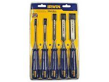 Irwin Marples tm444s5 Blue Chip CONICI bordo Scalpello-Set di 5