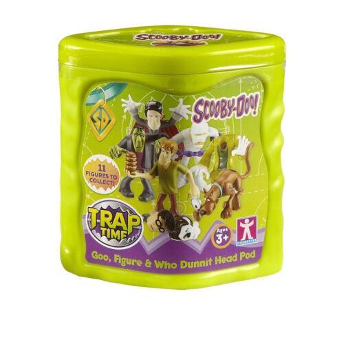 Scooby DOO piège monstres de temps avec des têtes de pods goo whodunnit-Nouveau