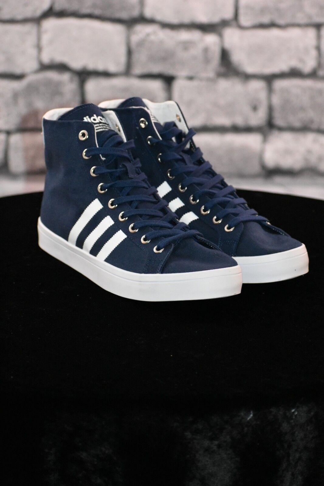 adidas originals gericht weiß vantage mitte männer turnschuhe weiß gericht / blau größe us13 1d08f3