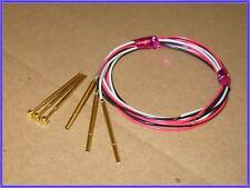 3 Sets Everett Charles Pogo 25 Pogo Pin W Receptacles