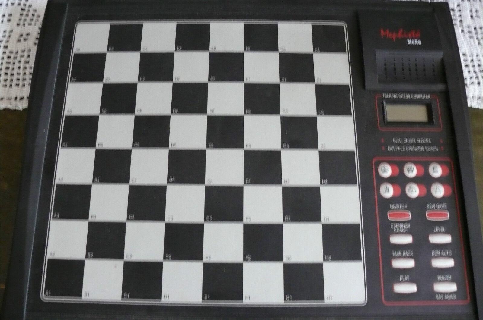 Schachcomputer Memphisto Mexs