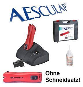 Aesculap Batterie Tondeuse Pour Chien Favorita Cl Gt200, Animal Clipper, 43924