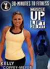 Kelly Coffey-Meyer: 30 Minutes to Fitness - Muscle Up Lift 2B Fit (DVD, 2015)