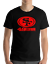 SAN-FRANCISCO-49ERS-BLACK-T-Shirt-RED-Graphic-Cotton-Adult-Logo-S-2XL thumbnail 1