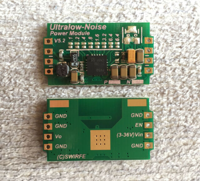 LT8608 DC-DC 1.5A 3.3V 5V 12V 20V Low Noise Buck Adjust RF Power Supply Module