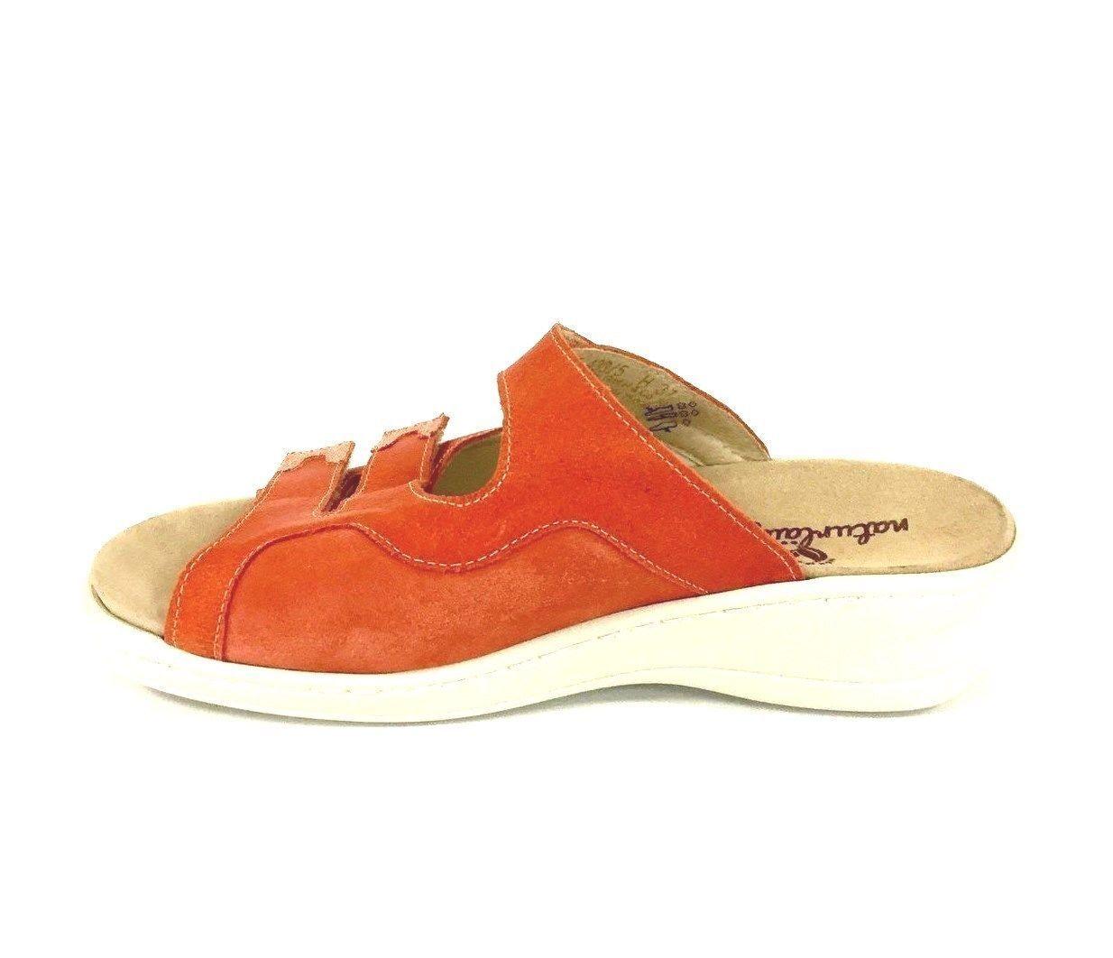 676a40c43 Zapatos sandalia es sandalias de cuero velcro de naturaleza alfil (8) ancho  h nuevo 3fabc5 - caminodelexito.es