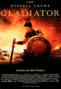 Poster-Roll-120x160cm-Gladiator-2000-Ridley-Scott-Russell-Crowe-New