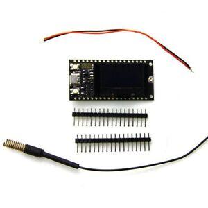 Details about TTGO LORA SX1278 ESP32 rev 1 0 96 OLED 16 Mt bytes (128 Mt )  433Mhz for arduino