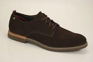 Timberland-Brook-Park-Oxford-talla-43-5-us-9-5-zapatos-abotinados-schnurschuhe-caballeros-9250b
