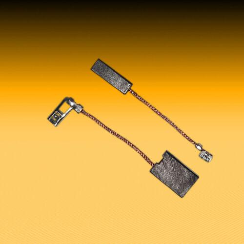 Kohlebürsten Motorkohlen Kohlestifte für Bosch AKE 300 B AKE 350 B AKE 400 B