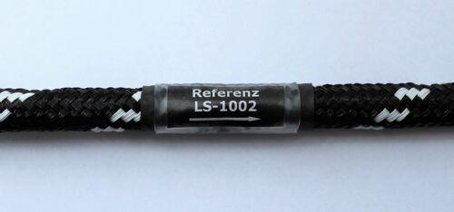 inakustik Referenz LS 1002 Lautsprecherkabel bi wiring mit Hohlbanana 2x2m