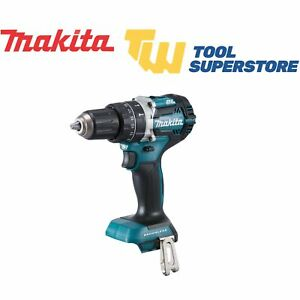 Makita-DHP484Z-18-V-LXT-Gamme-Moyenne-Compact-Brushless-Combi-Perceuse-Corps-Seulement