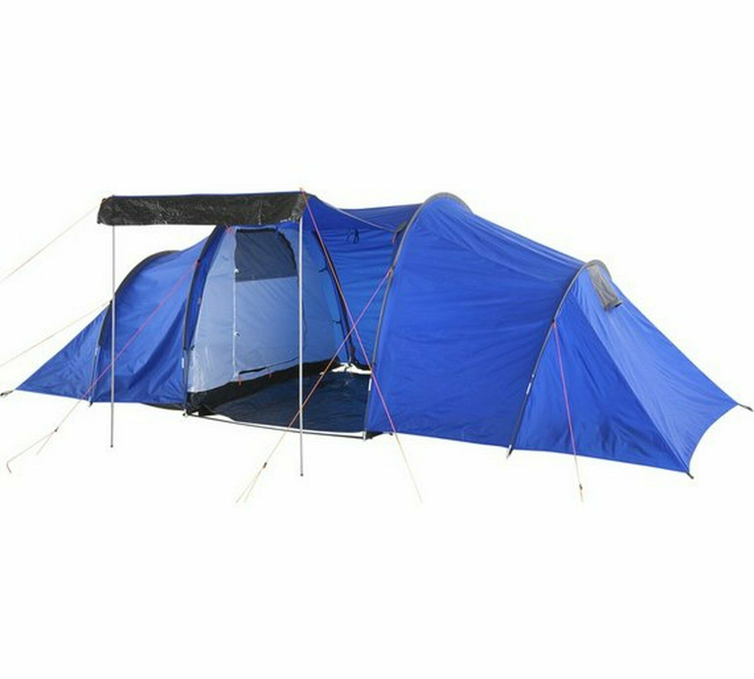 ProAction 6 Man 2 Room Tent Separate Rooms For  Privacy And A Central Foyer Area  cheap and high quality