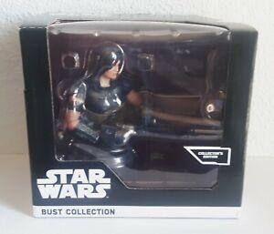Cara dice Dune Star Wars mini-Bust Collection sealed rare the mandalorian