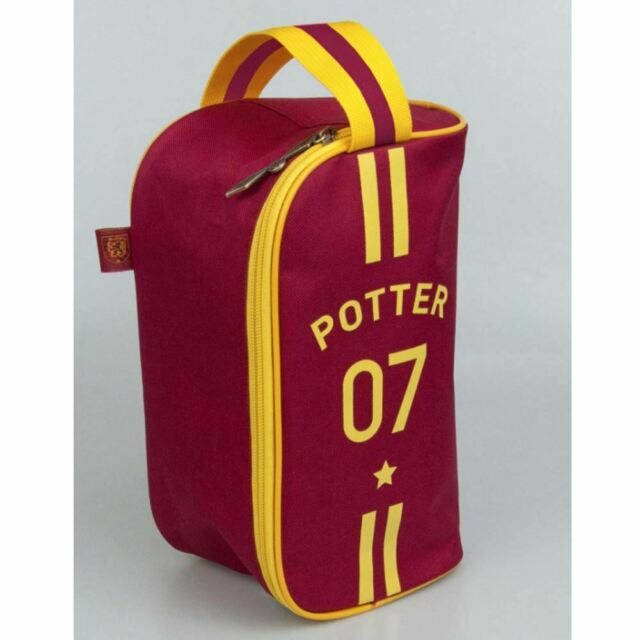 Harry Potter Quidditch Toiletry Wash Bag Travelling Bathroom