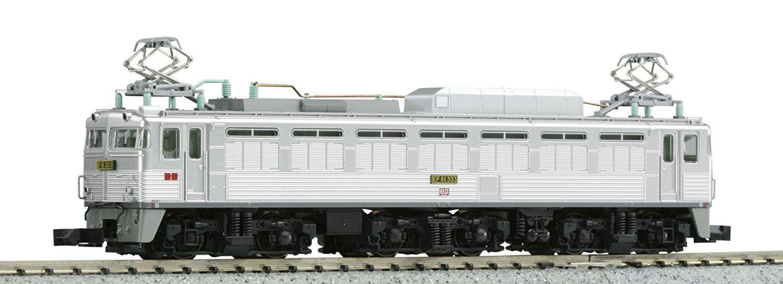 KATO 3067 -1 JNR JR Electric Locomotive EF81 -300 N -skala