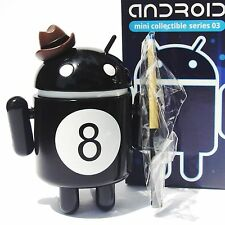 "Android 3"" Mini Series 3 Sket One 8 Ball Hustler Andrew Bell Kidrobot Pool"