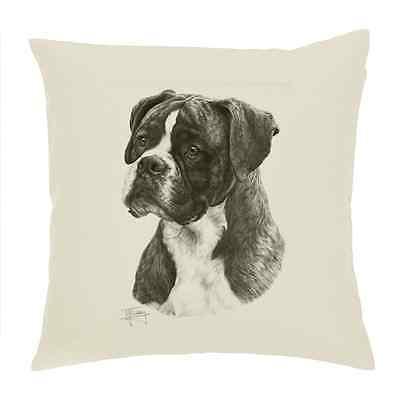 "Gift Mike Sibley Bulldog Dog Breed Cotton Drill Cushion Cover Cushion 18/""x18/"""