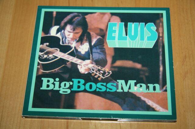 Elvis Presley FTD CD Big Boss Man Follow That Dream