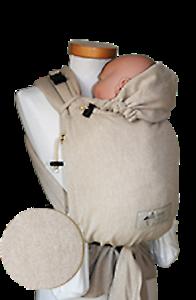 Storchenwiege-Half-Buckle-Baby-Carrier-Natural