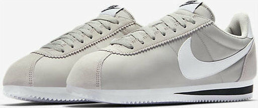 NIKE CORTEZ NYLON MEN'S CASUAL CASUAL CASUAL SHOES SIZE: 9 PALE GREY WHITE 807472 006 ed01d1