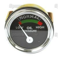 Massey-harris Tractor Oil Pressure Gauge Mh 22 33 44 55 333 444 555++