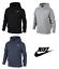 Nike-Garcons-Swoosh-Junior-Polaire-Sweat-a-Capuche-Hoody-Sweat-shirt-Pull-Haut-a-Capuche miniature 1