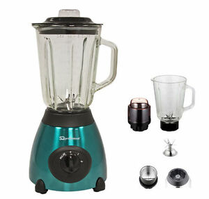 500w  Electric Multi Food Blender With Grinder Smoothie Processor Sapphire Blue - <span itemprop='availableAtOrFrom'>Hayes, United Kingdom</span> - 500w  Electric Multi Food Blender With Grinder Smoothie Processor Sapphire Blue - Hayes, United Kingdom