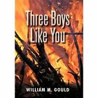 Three Boys Like You Gould Adventure iUniverse Paperback 9781450284202
