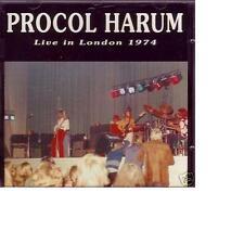 PROCOL HARUM LIVE IN CONCERT London 1974