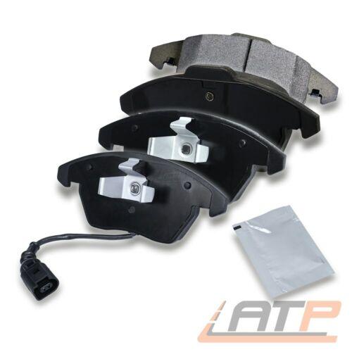 Disques de frein est aérée ø288 PLAQUETTES DE FREIN AVANT POUR SEAT TOLEDO 3 5p Bj 04-09