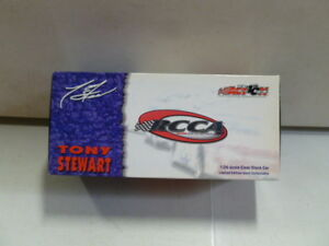 Action-2002-Tony-Stewart-Home-Depot-Grand-Prix-Clear-Car-1-24