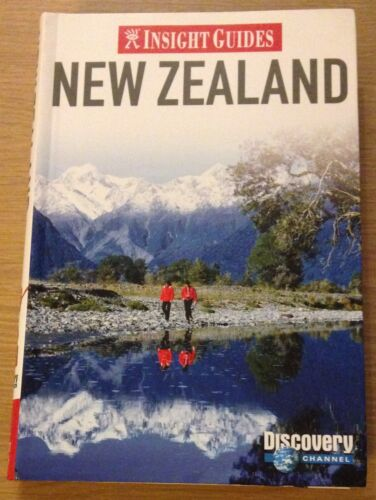 1 of 1 - NEW ZEALAND INSIGHT GUIDES BOOK (Travel Guide) NEW