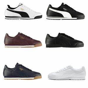 Puma-Roma-Basic-Trainers-Mens-Athleisure-Footwear-Shoes-Sneakers