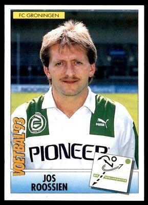 Países Bajos Martin van duren FC Groningen no Panini Voetbal/'93 74