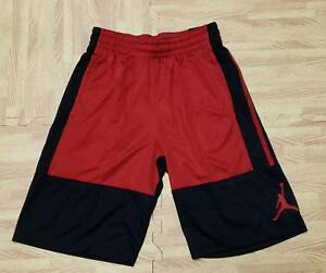 fe032e0370ca97 Mens Jordan Basketball Shorts AR2833-010 Red Black Brand New Size M ...