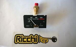 Manometro-Termometro-Temperatura-Acqua-Modifica-Fiat-Ritmo-CL-1-Serie-Veglia