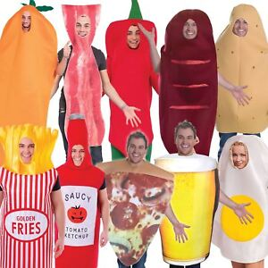Adult-Food-amp-Drink-Costumes-Mens-Ladies-Unisex-Hen-Stag-Night-Fancy-Dress-Outfit