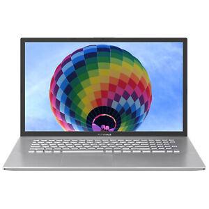 "NEW ASUS VivoBook 17.3"" FHD Ryzen 3250U 8GB RAM 256GB SSD Webcam BT Windows 10"