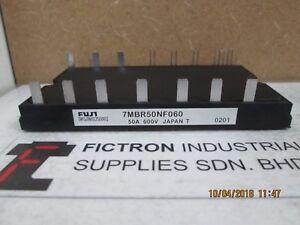 NEW-1PCS-7MBR50NF060-FUJI-MODULE-7MBR50NF-060
