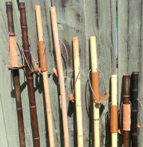 100-Vintage-Bamboo-Wood-Walking-Hiking-Stick-Staff-Trekking-Pole-Mobility