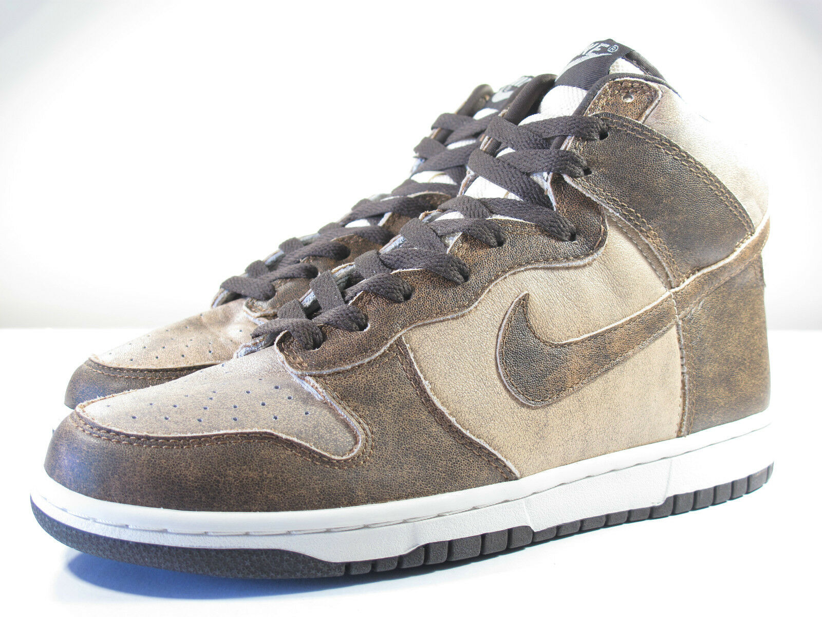 DS NIKE 2003 DUNK GRUNGE PACK 9.5 SB SUPREME SAFARI ATMOS LUCKY LONDON WHAT THE