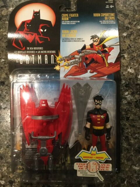 The New Adventures Of Batman - Crime Fighter Robin 1997
