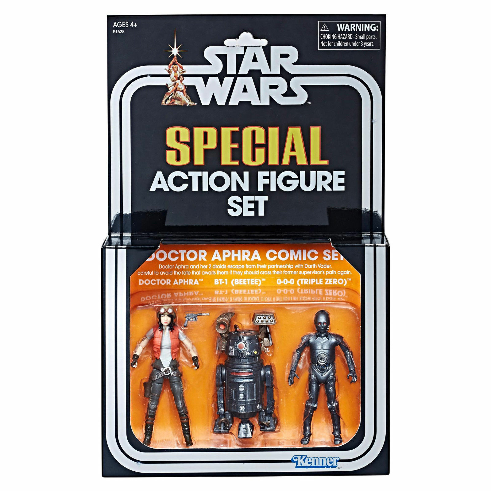 HASBRO STAR WARS 3.75