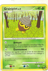 Pokemon-n-78-111-GRAINIPIOT-niveau-8-PV40-A931
