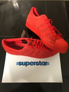 "Adidas Superstar 80 s City Series ""London"" - US 10 October Red  7cbdbcb87e9"