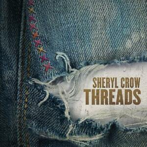 SHERYL-CROW-Threads-2019-17-track-vinyl-2-LP-album-NEW-SEALED