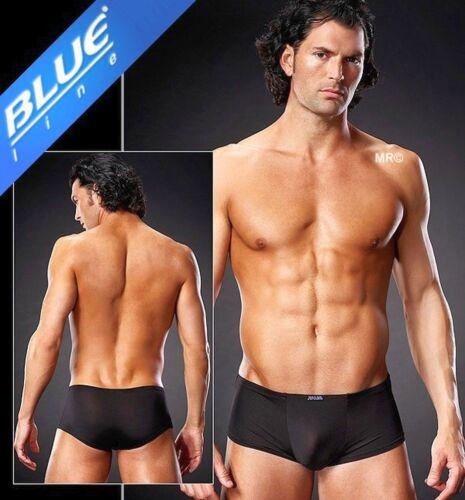 Push-up wonder Hipster pants microfibre uni noir en s m s//m Blue Line