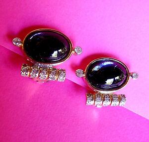 418 / Vintage Valentino Earrings