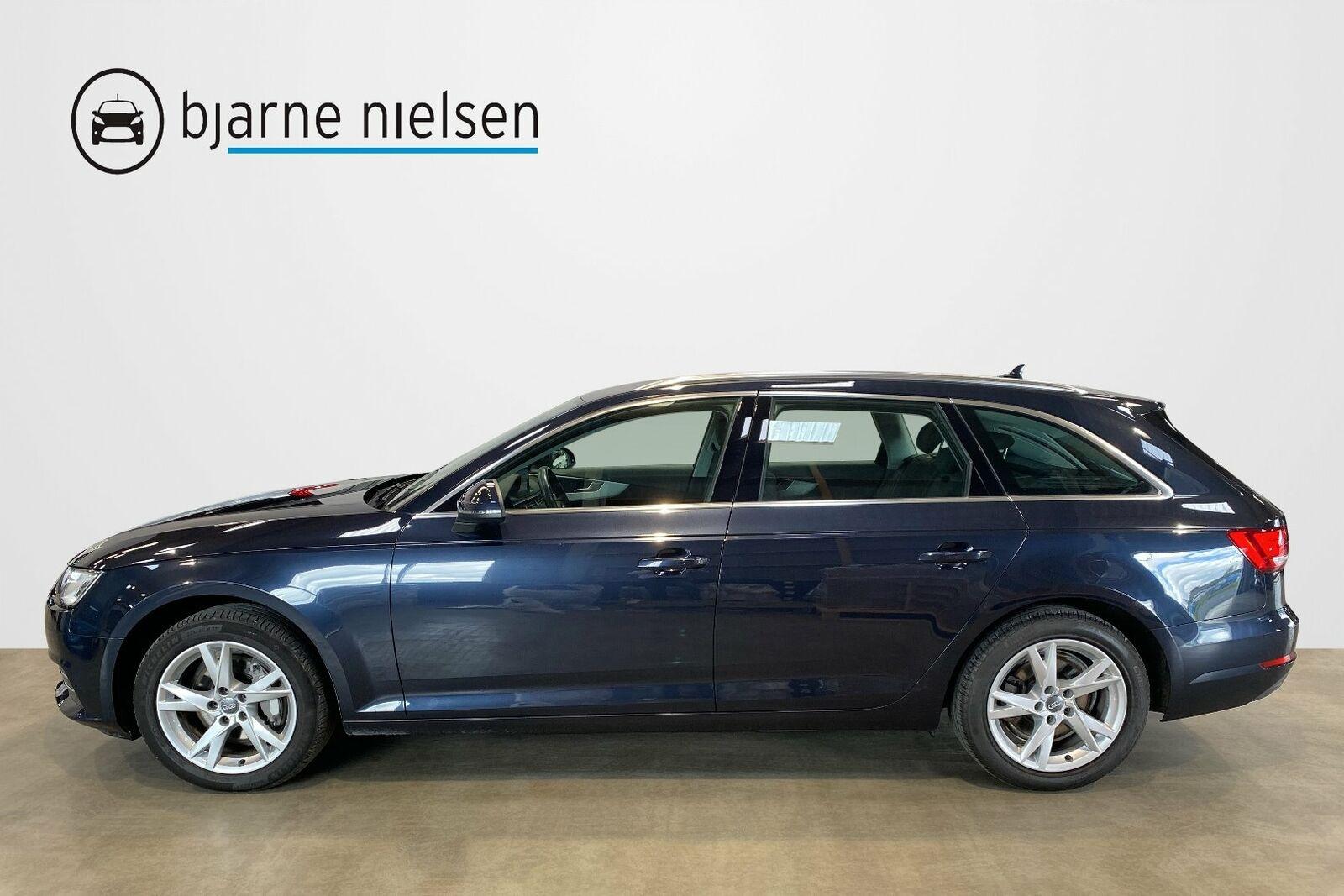 Audi A4 2,0 TDi 190 S-line Avant quattro S-tr. - billede 1